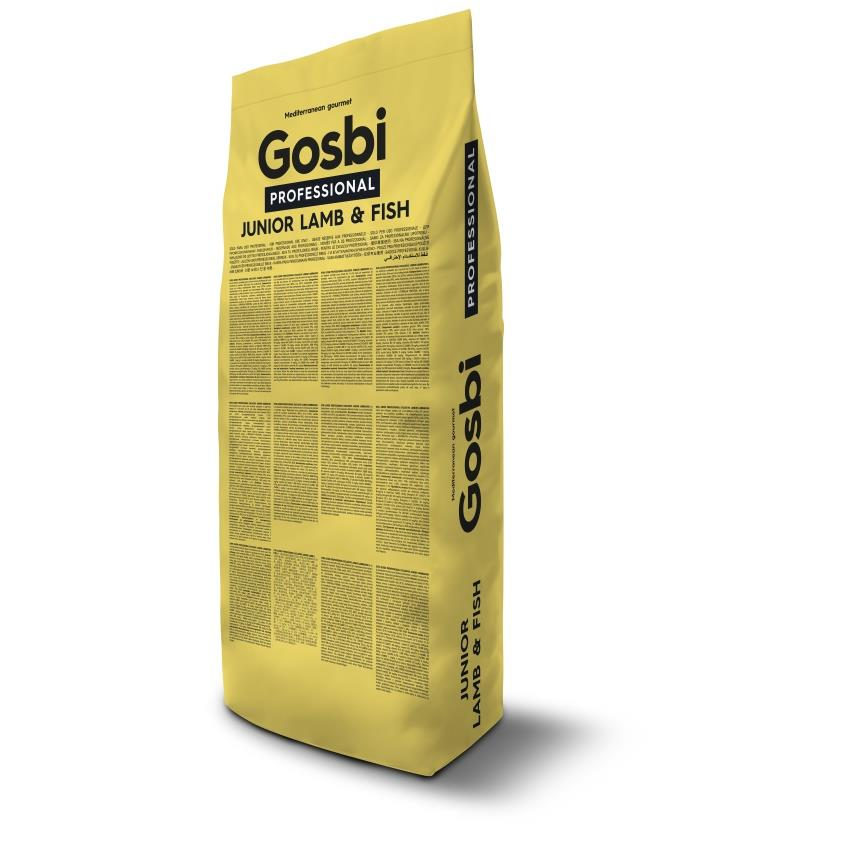 GOSBI PROFESSIONAL EXCLUSIVE HIGH ENERGY 18KG