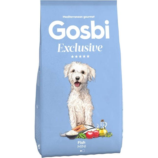 GOSBI EXCLUSIVE RYBA MINI  500 G. P
