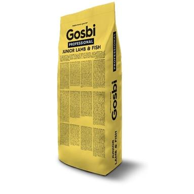 GOSBI PROFESSIONAL EXCLUSIVE JUNIOR LAMB&FISH 18KG