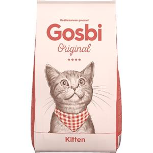GOSBI ORIGINAL CAT KITTEN 1 KG.