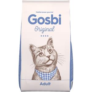 GOSBI ORIGINAL CAT ADULT 3 KG.