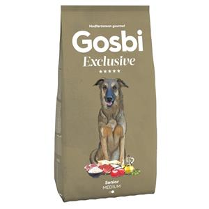 GOSBI EXCLUSIVE SENIOR  3 KG.