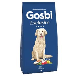 GOSBI EXCLUSIVE RYBA MEDIUM 3 KG