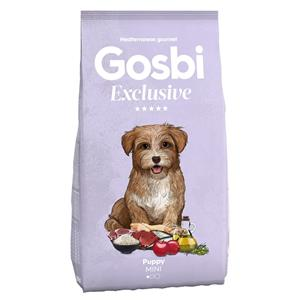 GOSBI EXCLUSIVE PUPPY MINI  7 KG.