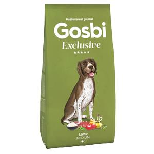 GOSBI EXCLUSIVE JAGNIĘCINA MEDIUM  12 KG.