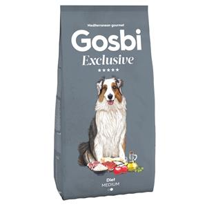 GOSBI EXCLUSIVE DIET  3 KG.