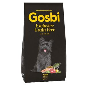 GOSBI GRAIN FREE ADULT MINI 7 KG.