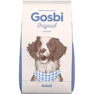 GOSBI ORIGINAL ADULT 3 KG PIES