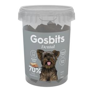 GOSBI SNACKS GOSBITS DENTAL MINI 300 G.