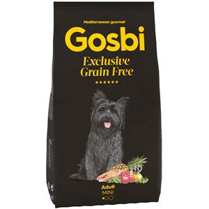 GOSBI GRAIN FREE ADULT MINI 500 G.