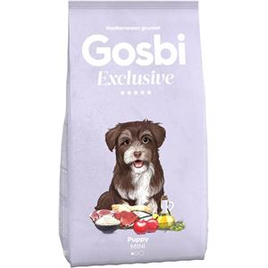 GOSBI EXCLUSIVE PUPPY MINI  500 G.