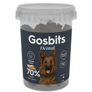 GOSBI SNACKS GOSBITS DENTAL MAXI 1200 G.